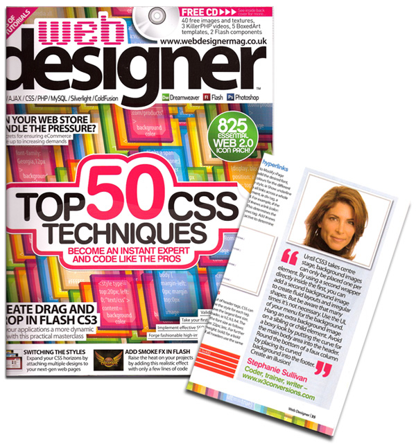 Web Designer Magazine, Issue 151